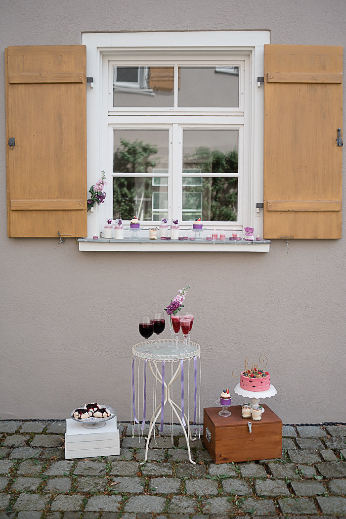 Candy Bar, Efi, Hochzeitsdekoration