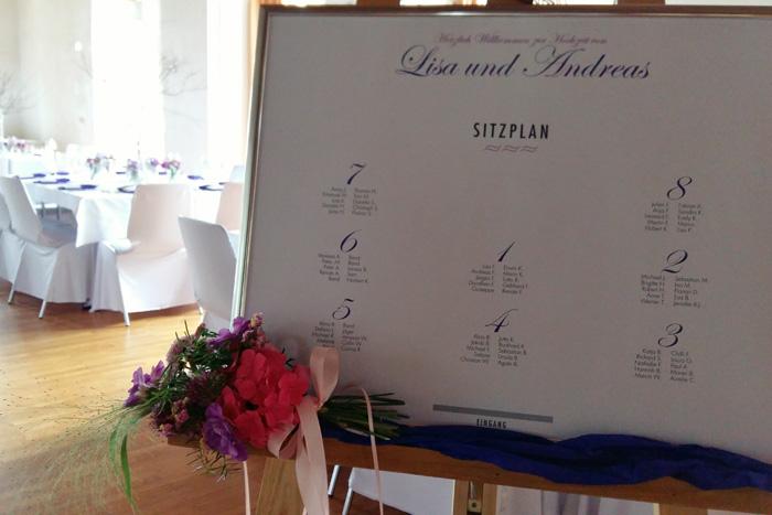 Efi, Sitzplan, Hochzeitsdesign, Tischplan