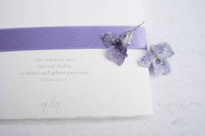 Hochzeitseinladung, Efi, Hochzeitsspruch