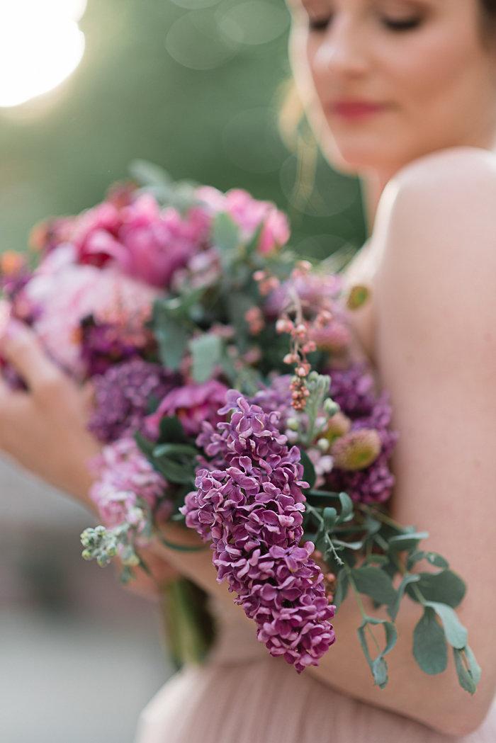 Brautstrauß, Efi, Hochzeitdekoration