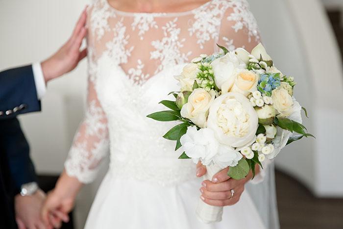 Hochzeitplanung Bodensee, Gestaltung und Dekoration im Seehotel Lochau