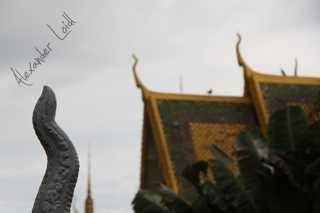 Kings Palace in Phnom Penh