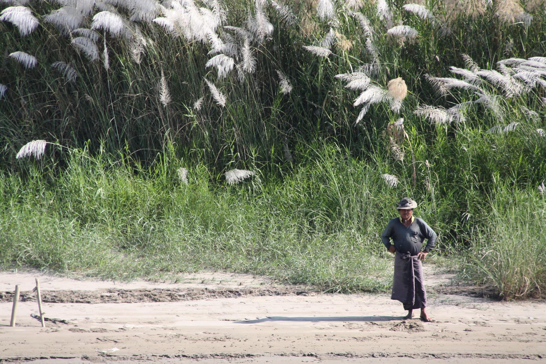 Am Flussufer, Mawlamyine | Myanmar
