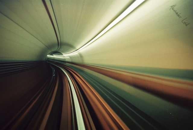 Metro in Lyon