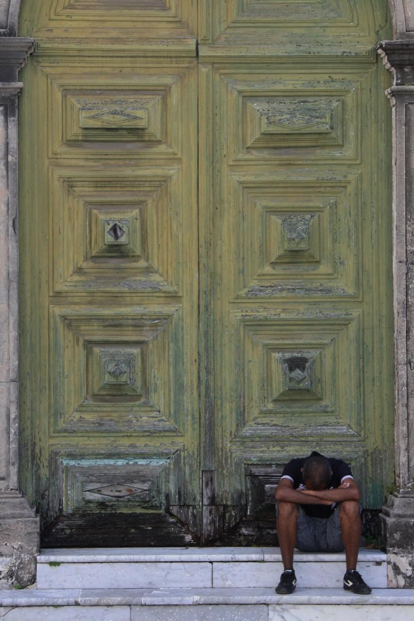 Beim Schlafen, Salvador | Brasilien