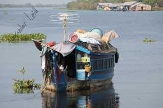 Sangker River - Trip to Battambang
