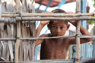 Kind von Kompong Phluk
