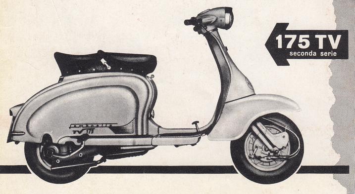 Lambretta 175 TV 2. Serie / 1959-61