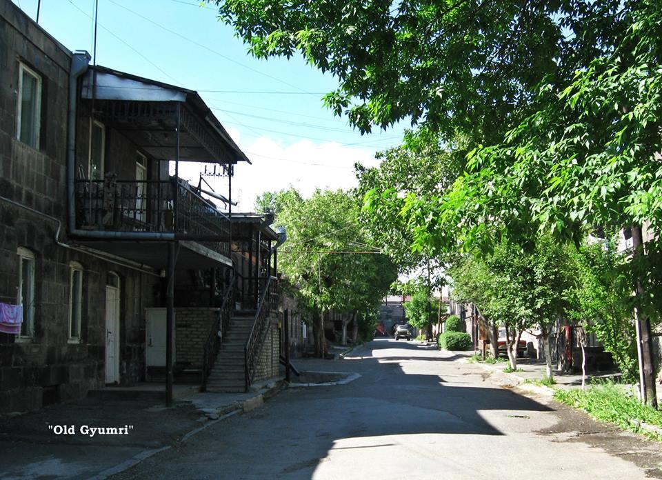 Gyumri- Straße