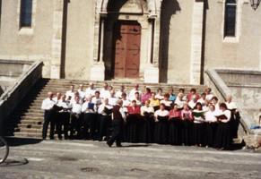 Forum des Association du 25 mai 1995 : pleinx feux sur Bessèges