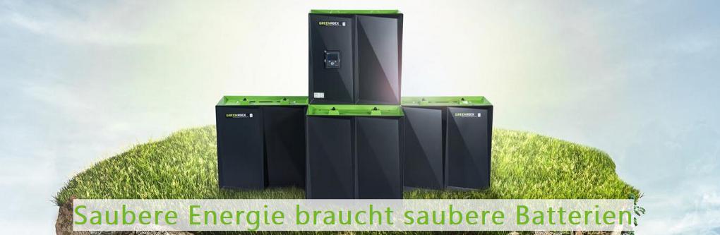 Greenrock - Salzwasserbatterie von Bluesky Energy aus Österreich