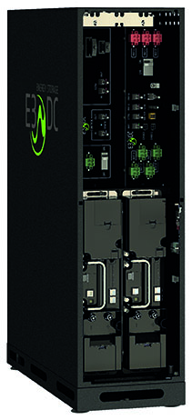 Quattroporte Rack-Einheit aus Batterie und Inverter