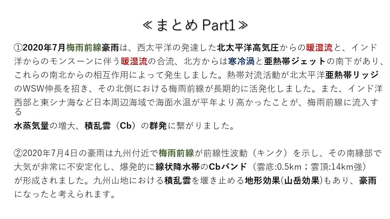 まとめ Part1