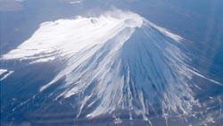 写真4 羽田発福岡行きの飛行機.撮影:遠藤邦彦,2009年12月19日10時頃