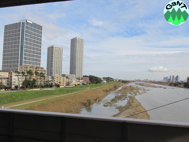 2019.11.06二子玉川洪水
