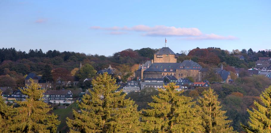 Schloss Burg an der Wupper im Herzen des Bergischen Landes