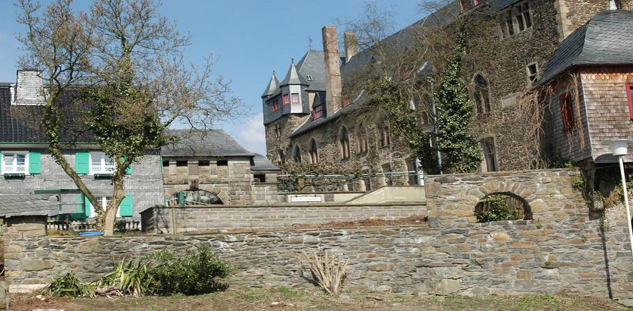 Das Schloss - Ausflugsziel für alt und jung