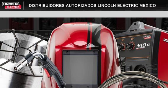 Máquinas Soldar Lincoln