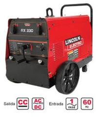 soldadora lincoln RX -330