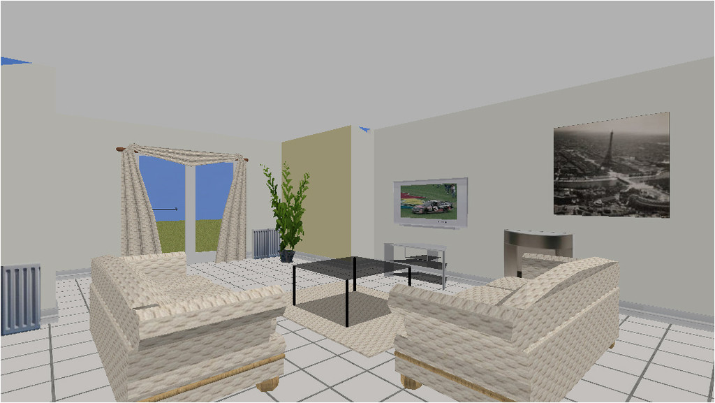 Interior's Project