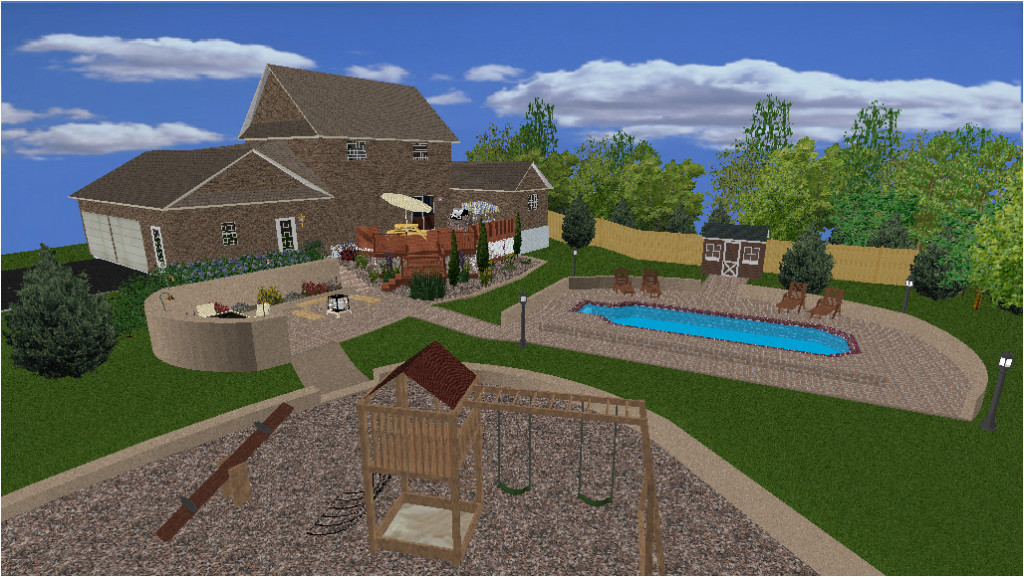 3D Perspectives Indoor & Outdoor