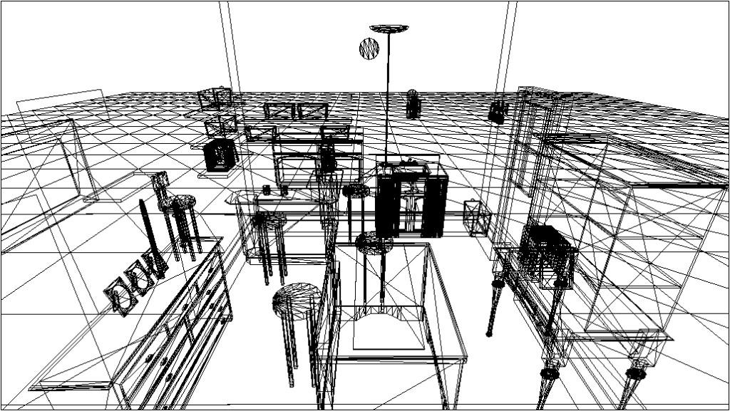Display Wireframe
