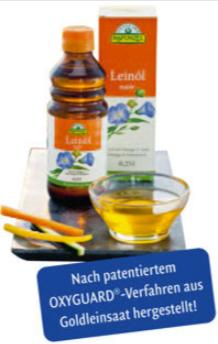 RAPUNZEL OXYGUARD®-Leinöl