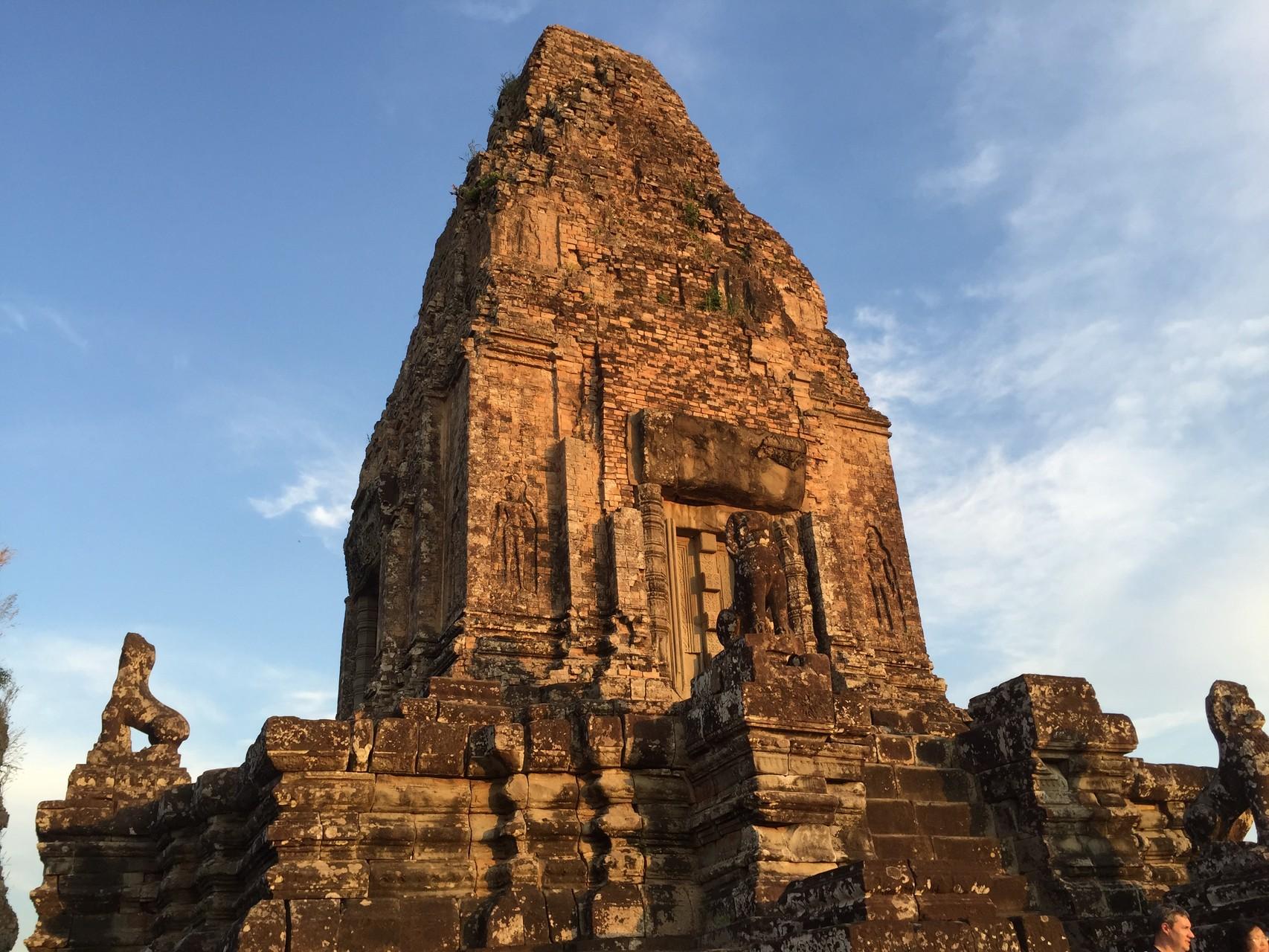 Le temple Pre Rup, Siem Reap. Photo prise par Joseph Thach.