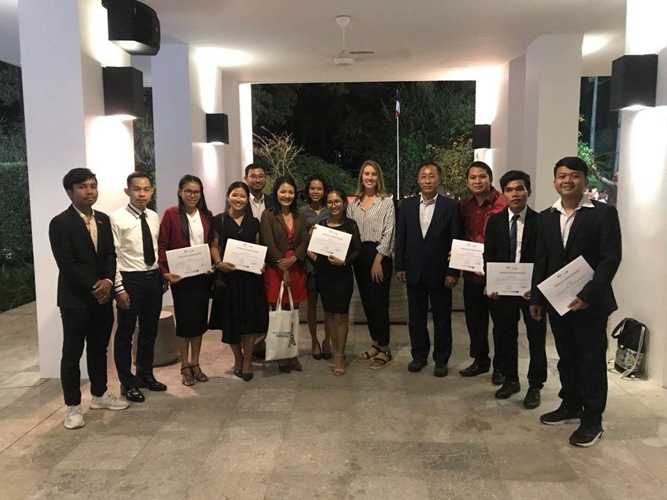 Soirée Alumni - décembre 2019