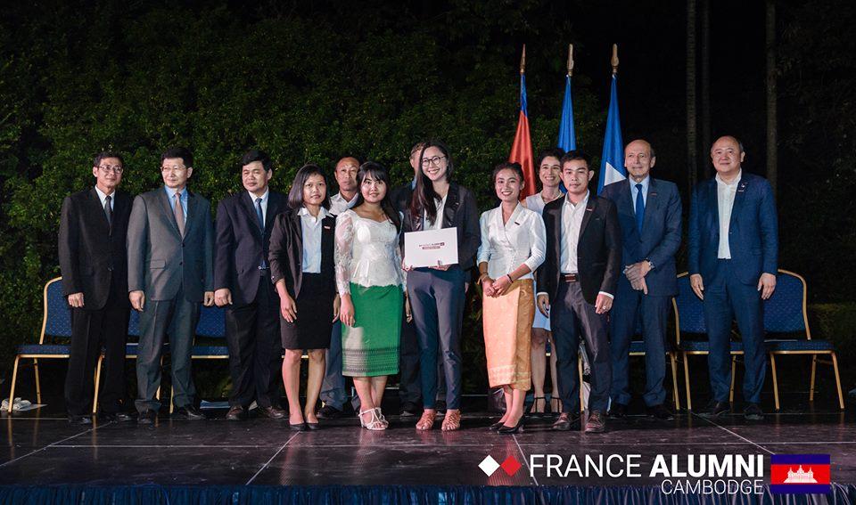 Soirée Alumni 2018