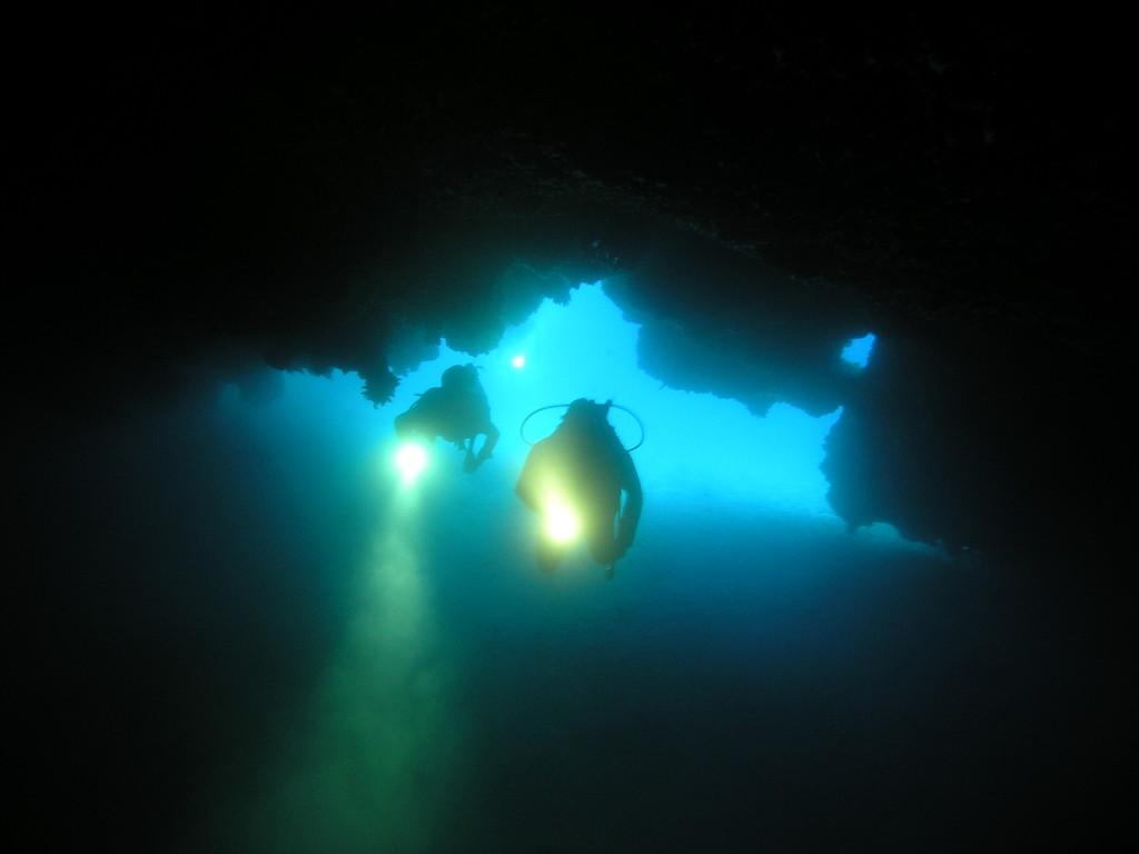Höhlensystem von Premuda
