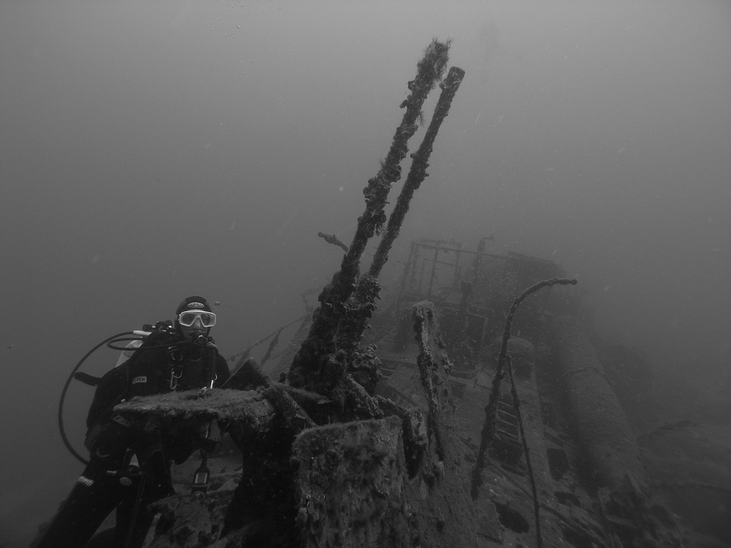 S 57 Torpedoboot auf Peljesac