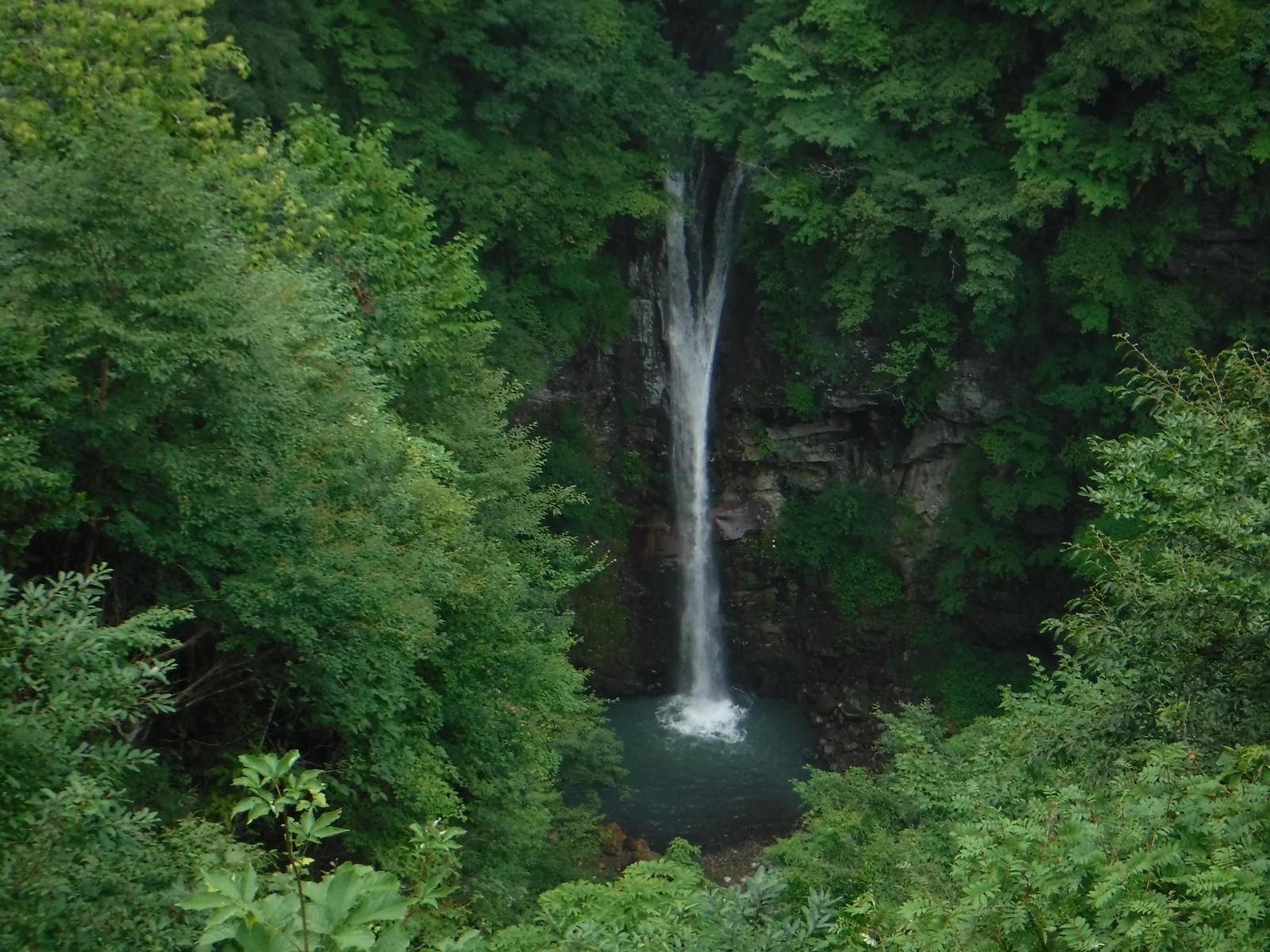 駒止めの滝