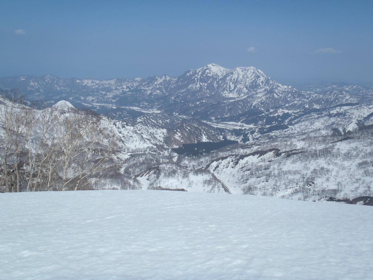鉾ヶ岳,権現岳