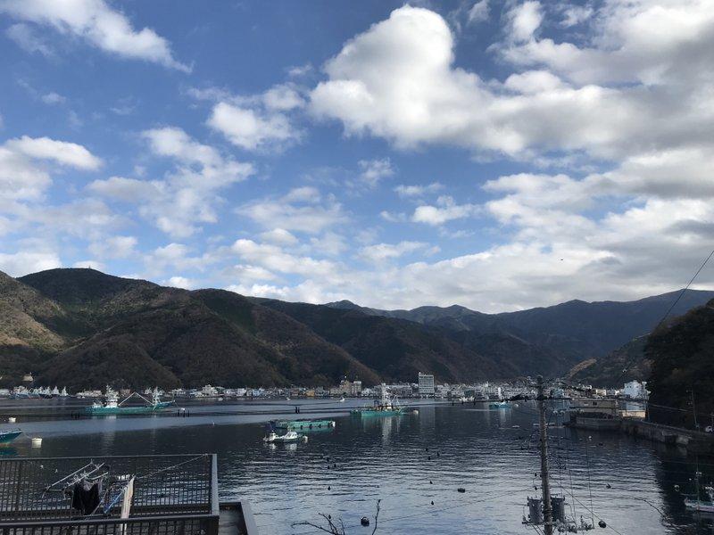 11:30 戸田漁港