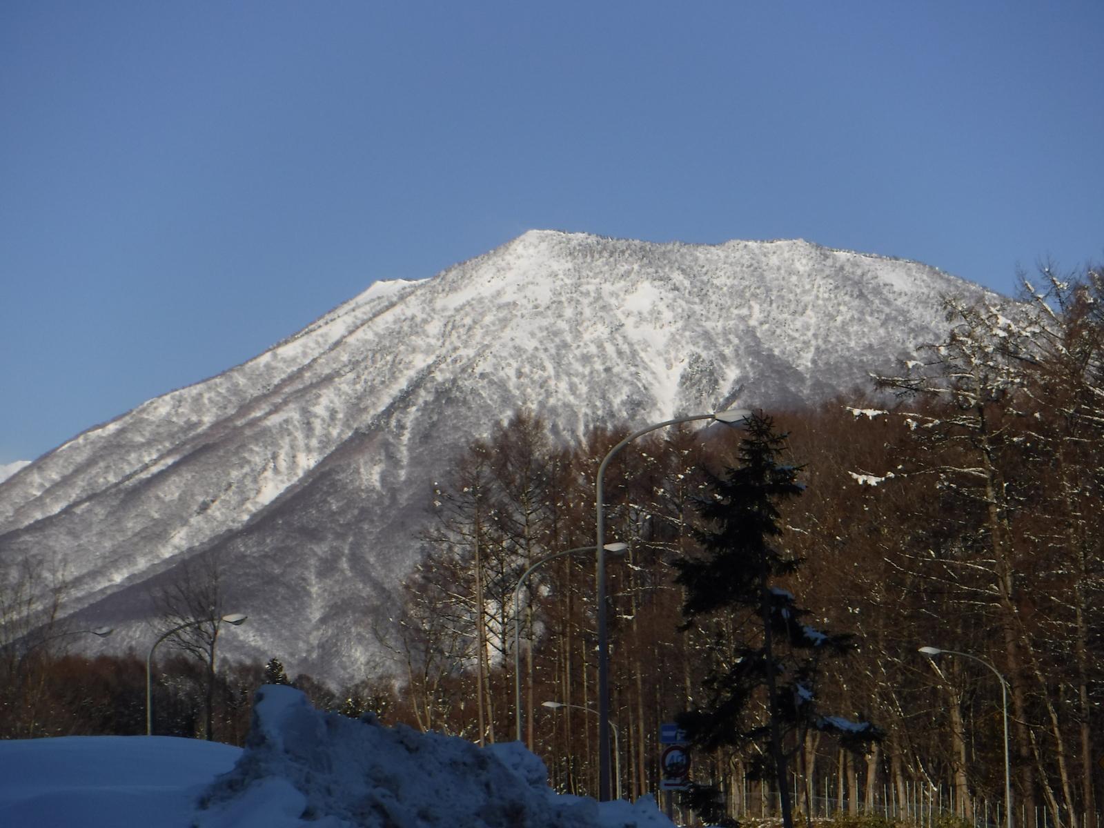 翌日登った黒姫山