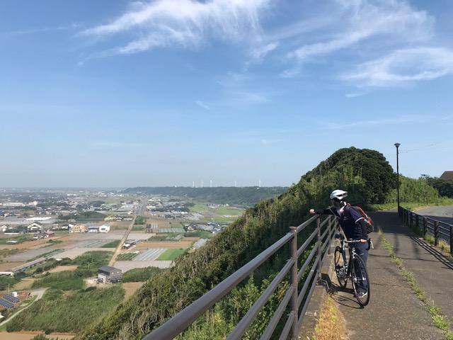 屏風ヶ浦の南端、飯岡刑部岬