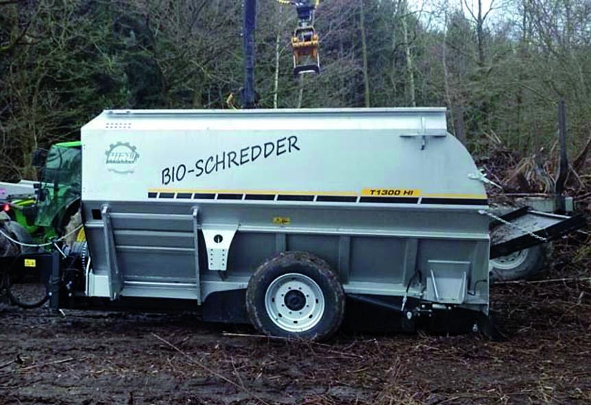 Hirl Schredder 1300