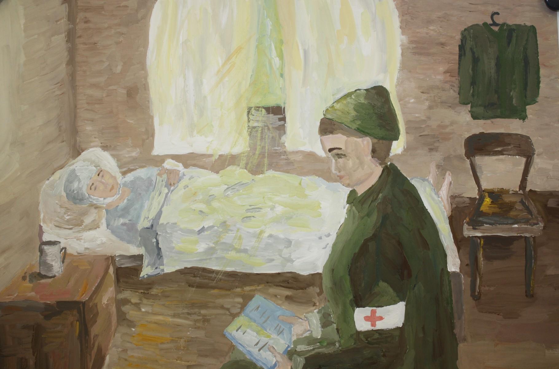 Автор - Кузнецова Наташа, 13 лет, пр. Мальцева Ю.В.