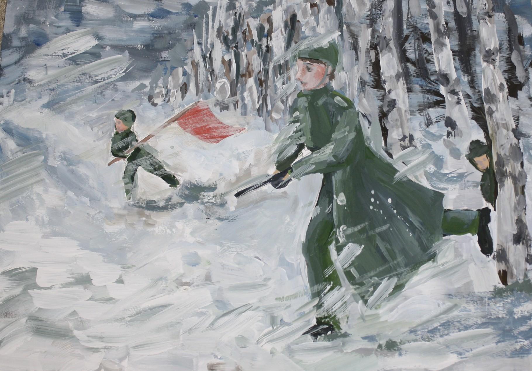 Автор - Лыткина Катя, пр. Мальцева Ю.В.