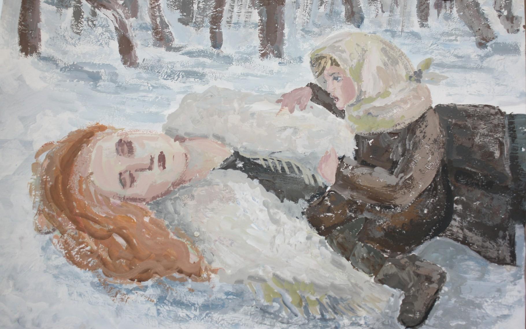 Автор - Воробьёва Марина, пр. Мальцева Ю.В.