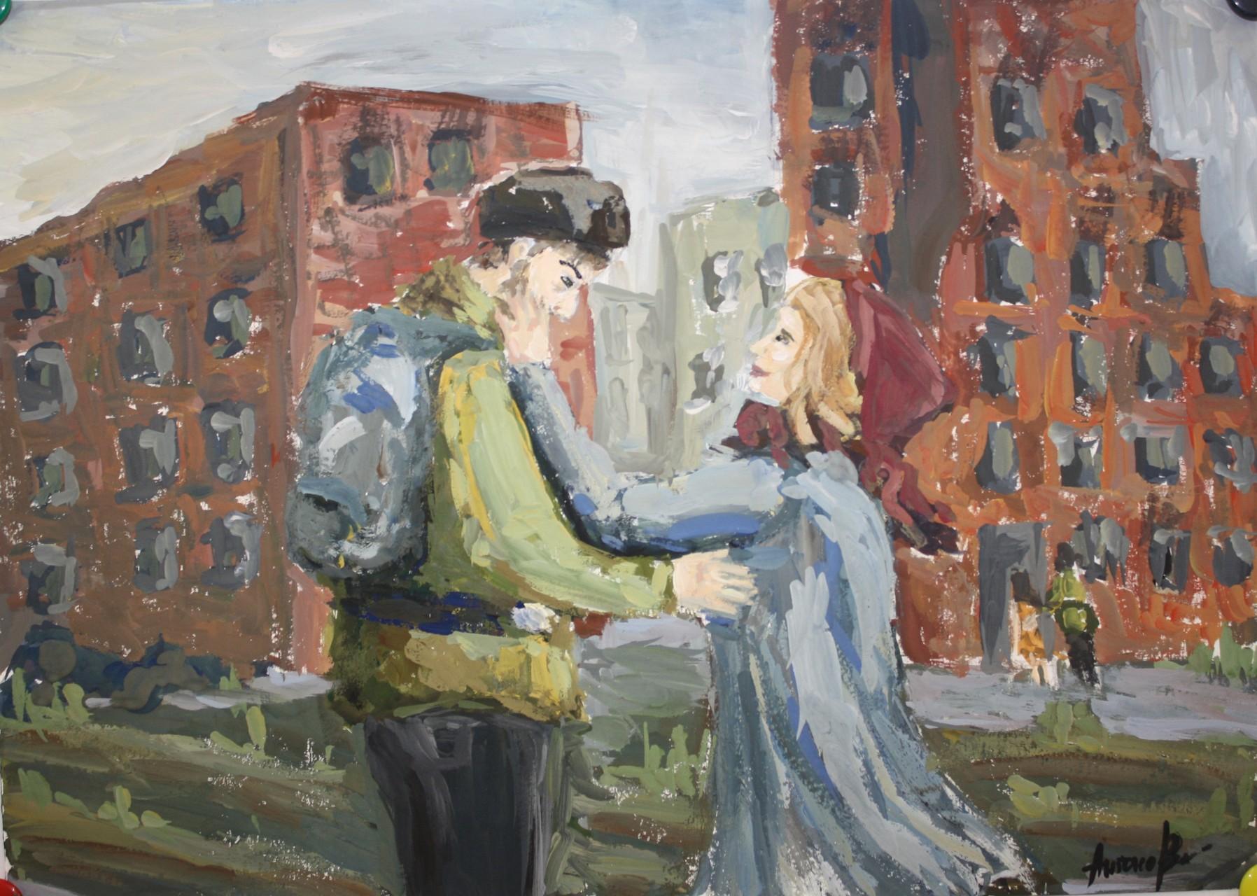 Автор - Антонова Даша, пр. Мальцева Ю.В.