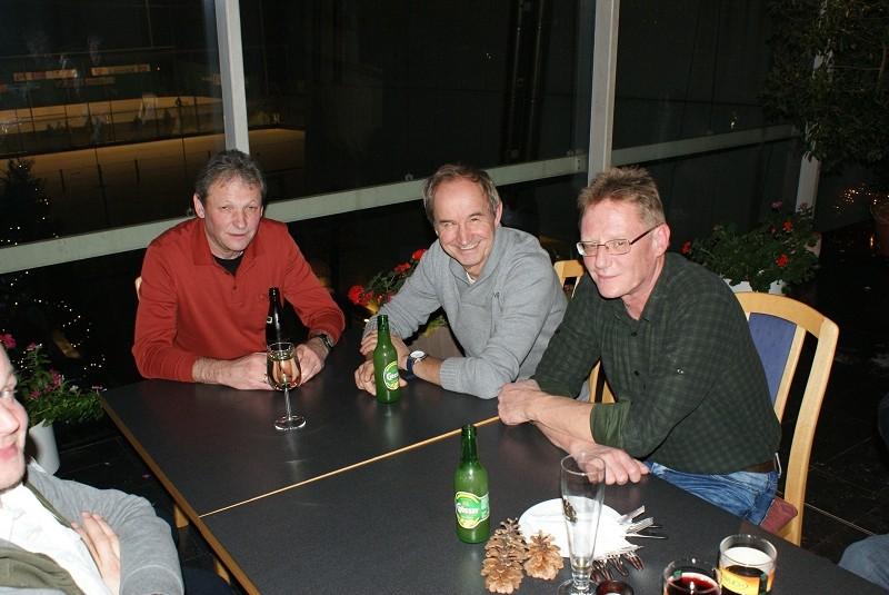 Vertreter des Krippenbauvereines Lienz