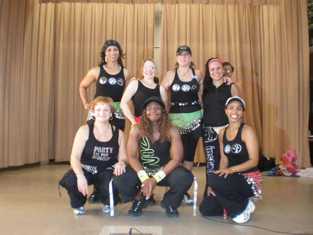 Zumbathon for Haiti