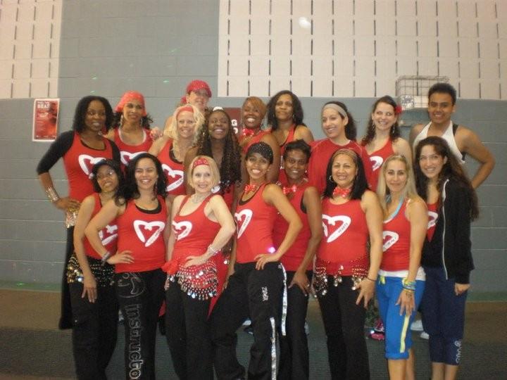 American Heart Zumabthon