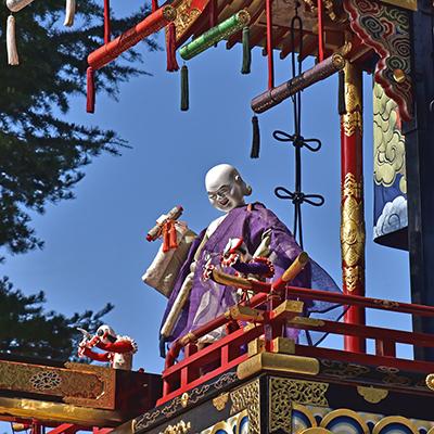 秋の高山祭
