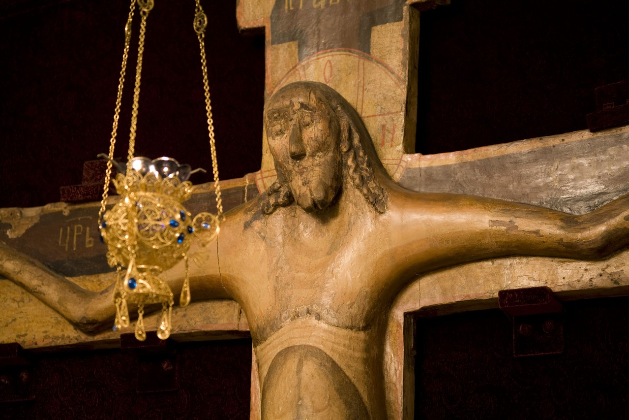годеновский животворящий крест фото