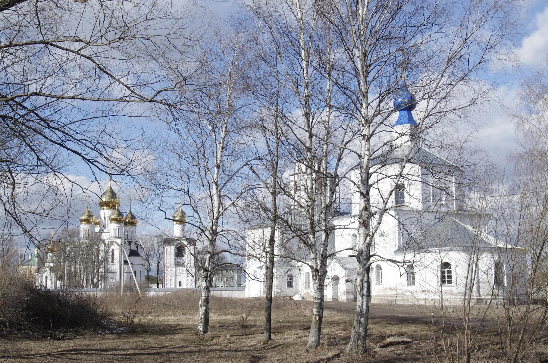 Смоленско-Корнильевский храм
