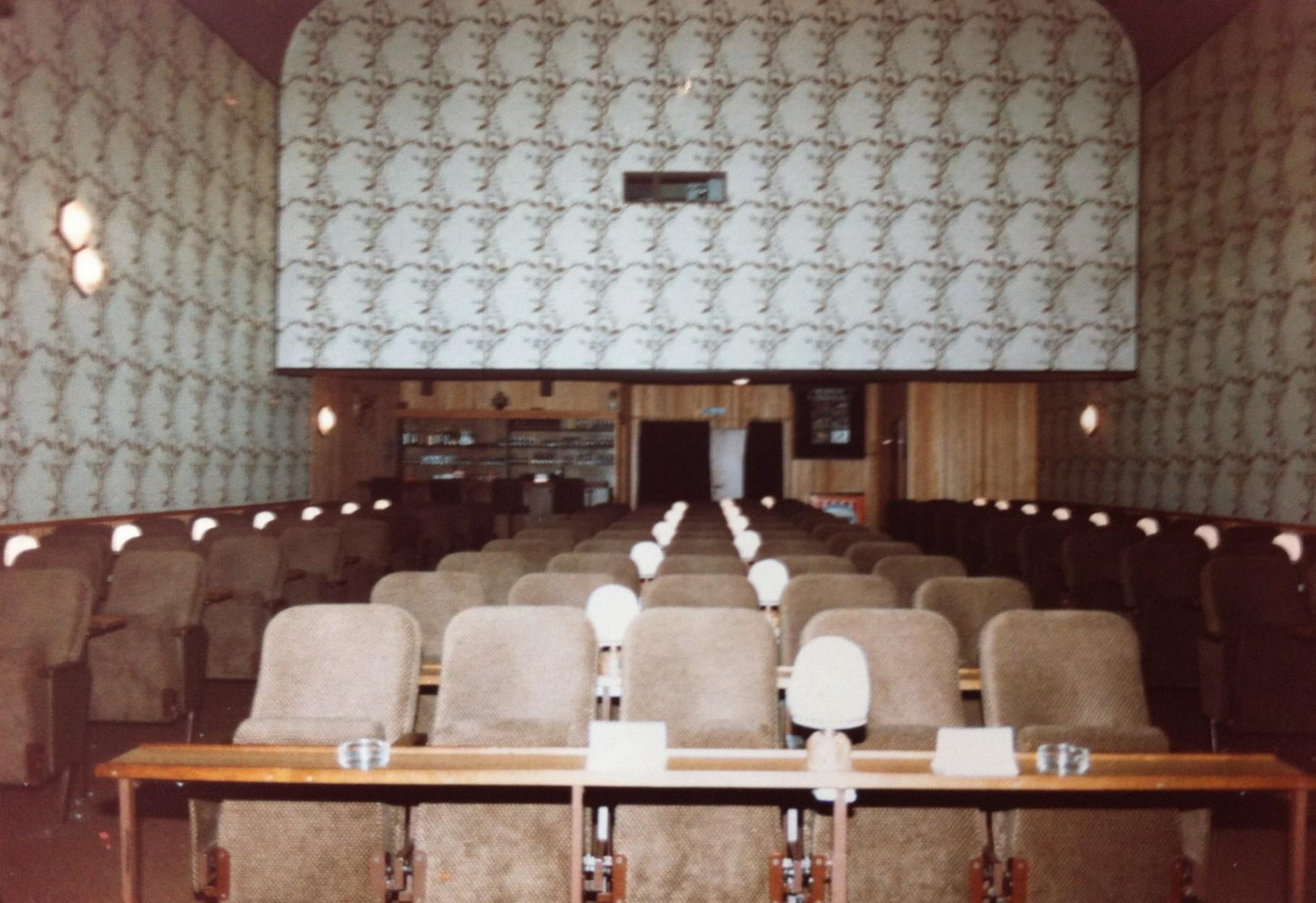 Das Saturn Kino - 1982