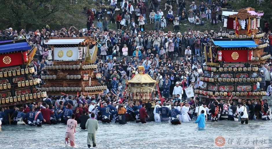 【西条祭り】10月15・16日